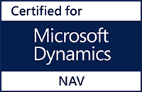 MS Dynamics certified for NAV